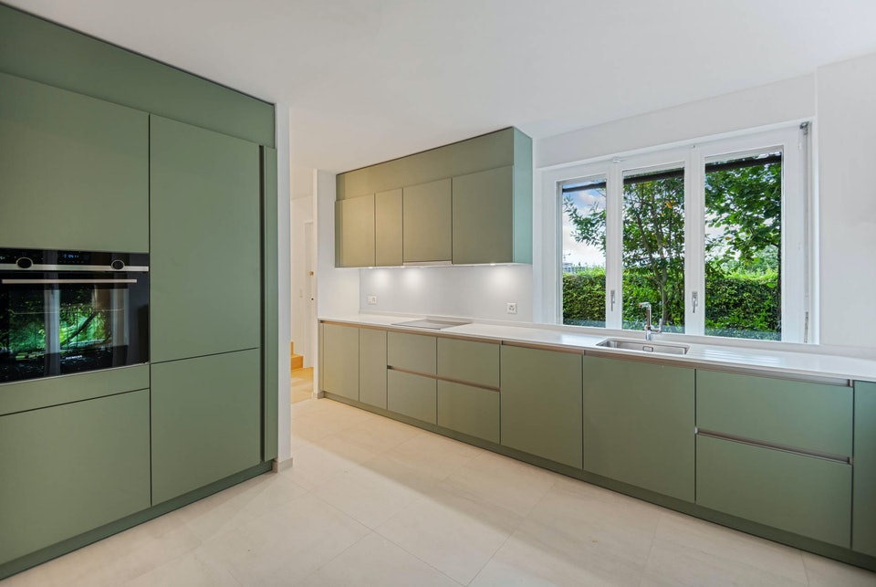 Real Estate Kitchen Green