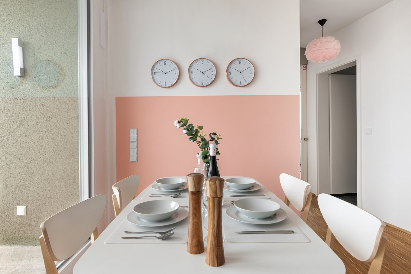 Real Estate Photo dining room
